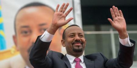 Le Premier ministre éthiopien, Abiy Ahmed Ali, dit Abiy Ahmed