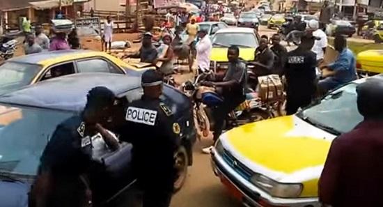 La situation sécuritaire au Cameroun est actuellement très tendue © Photo. Capture d'ecran: Youtube