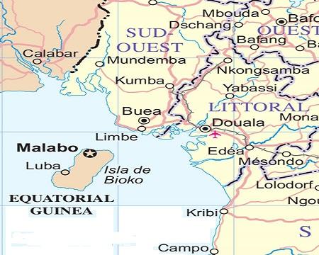 Calabar, ville du littoral très proche de la frontière camerounaise. Photo: Capture écran