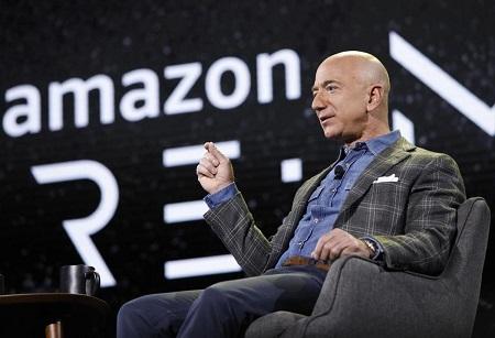Entre mars et mai, la fortune de Jeff Bezos, le patron d'Amazon, a augmenté de plus de 30%. KEYSTONE