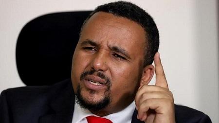 Jawar Mohammed, un ancien soutien devenu virulent critique du Premier ministre éthiopien et prix nobel de la paix Abiy Ahmed