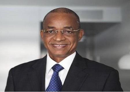 Cellou Dalein Diallo, chef de file de l'opposition en Guinée
