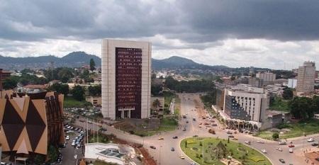 Yaoundé, capitale du Cameroun