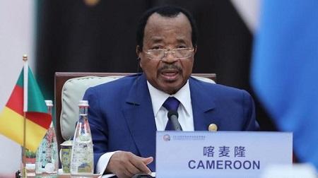 Le président camerounais Paul Biya, au pouvoir depuis près de 38 ans, a été réélu pour encore sept ans malgré les demandes de l'opposition