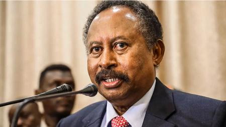 Le Premier ministre soudanais Abdalla Hamdok. AP / File Photo