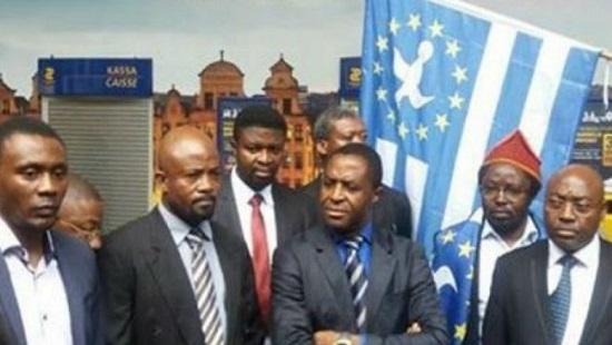 Julius Sisuku Ayuk Tabe et neuf autres accusés ont comparu ce jeudi 6 décembre devant le tribunal