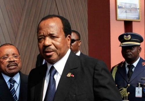 Paul Biya, le président camerounais de 86 ans et 36 au pouvoir