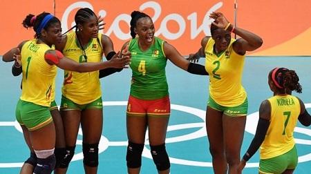 Les lionnes indomptables à nouveau championnes d'Afrique. GETTY IMAGES