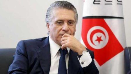 L'homme d'affaires et opposant tunisien Nabil Karoui