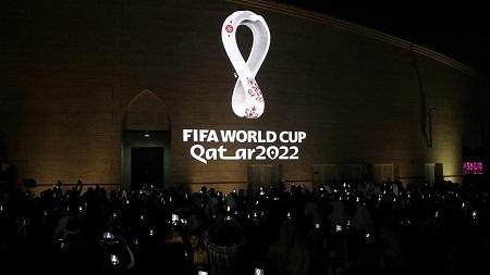 Le Qatar, pays organisateur de la Coupe du Monde de football 2022, a dévoilé le logo de son mondial