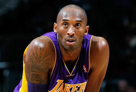 Kobe Bryant, Quintuple champion NBA, il était, jusqu'à ce samedi, le troisième meilleur marqueur de l'histoire de la ligue américaine