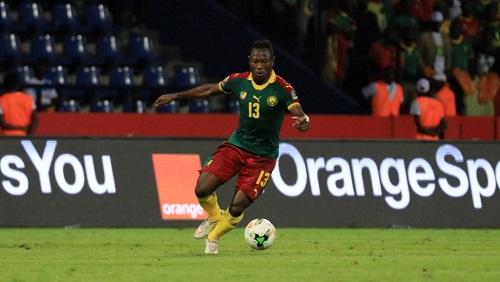 Le Camerounais Christian Bassogog lors de la CAN 2017. RFI / Pierre René-Worms