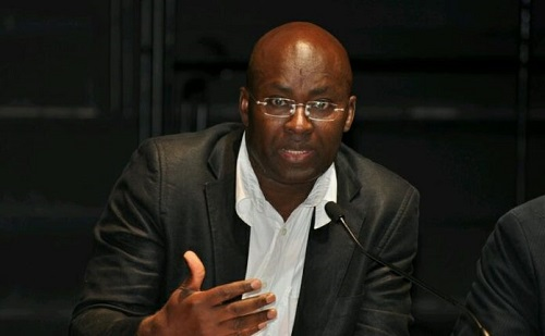 Le philosophe camerounais, Achille Mbembe