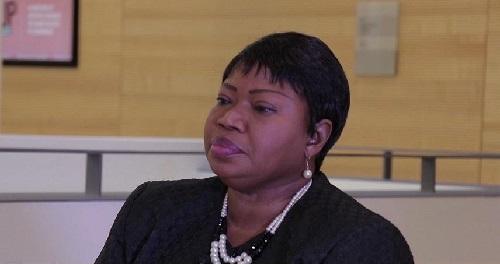 Fatou Bensouda, procureure de la CPI est officiellement interdite de séjour aux États-Unis