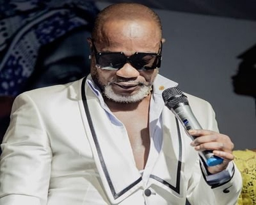 koffi Olomide, auteur-compositeur-interprete chanteur et producteur