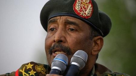 Le général General Abdel Fattah al-Burhan, le 29 juin 2019 (image d'illustration). ASHRAF SHAZLY / AFP