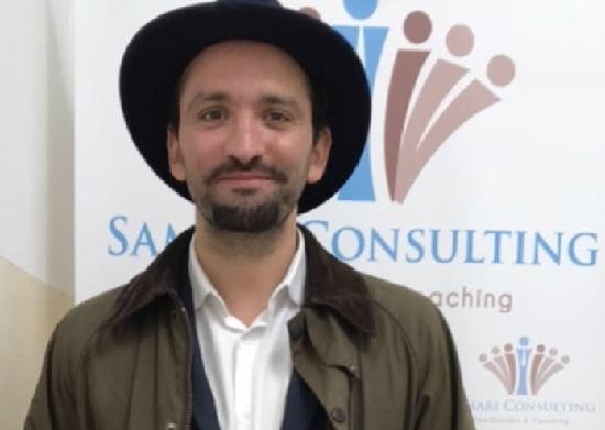 Hedi Samari, Fondateur et CEO de Samari Consulting