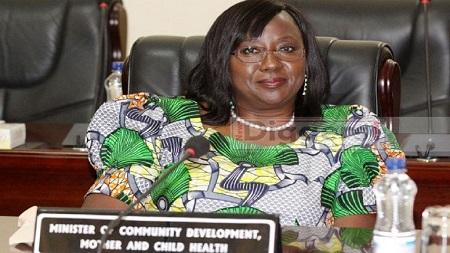 Emerine Kabanshi,  ancienne ministre zambienne poursuivie pour corruption