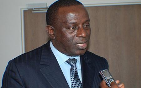L'ancien ministre sénégalais des Affaires étrangères, Cheikh Tidiane Gadio