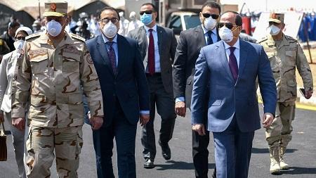 Lutte contre le coronavirus : l'Egypte envoie de l'aide médicale à ses alliés Choisir