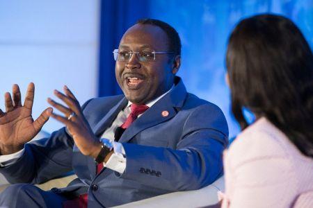 Albert Zeufack, économiste en chef de la Banque mondiale pour l'Afrique