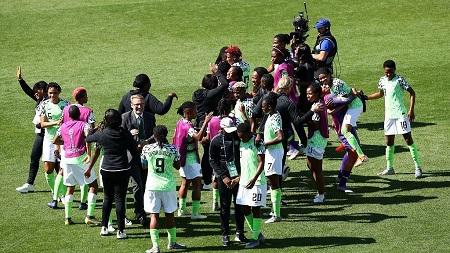 Première victoire africaine (Nigériane ) au Mondial féminin 2019