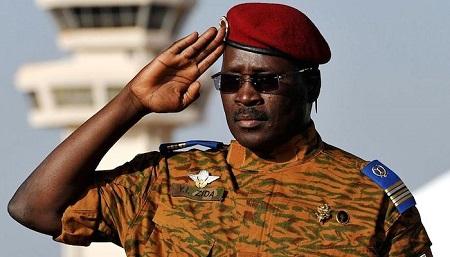 L'ex-premier ministre Yacouba Isaac Zida, à l'époque lieutenant-colonel, s'était emparé du pouvoir le 1er novembre 2014, au lendemain de la chute de Blaise Compaoré