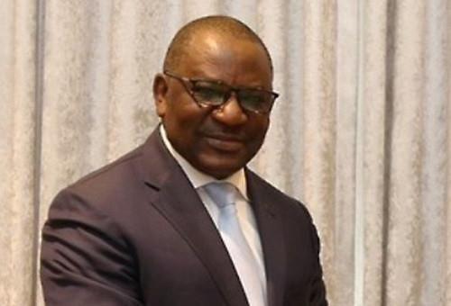 Le directeur général (DG) des douanes au ministère des Finances du Cameroun, Fongod Edwin Nuvaga