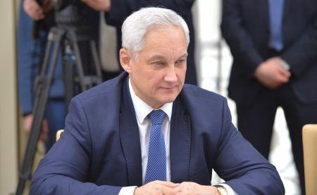 Andrei Belousov, premier vice-premier ministre russe