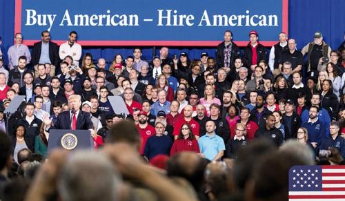 « America First » : géopolitique du nouveau désordre commercial mondial