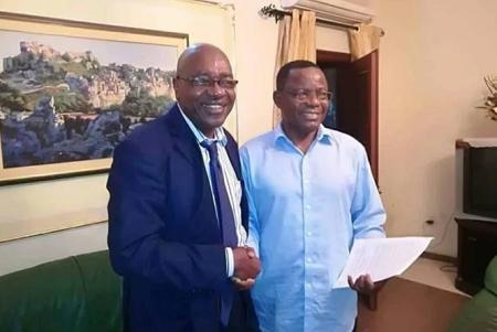 L'opposant Christian Penda Ekoka, allié de Maurice Kamto