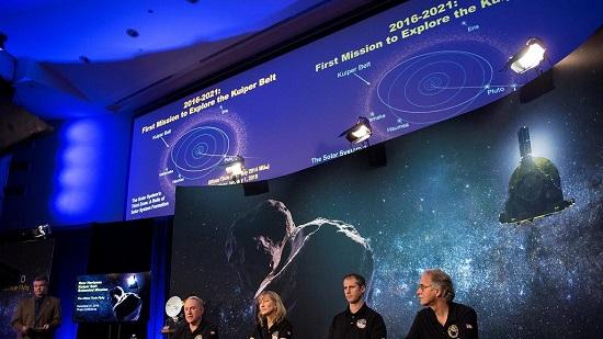 La Nasa lance en 2019 ''Ultima Thule'' : pour étudier de nouveaux horisons