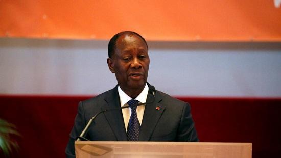 Alassane Ouattara appelle l'UEMOA à aller vite vers une intégration politique à l'image de l'Union européenne (photo d'archives). © REUTERS/Luc Gnago