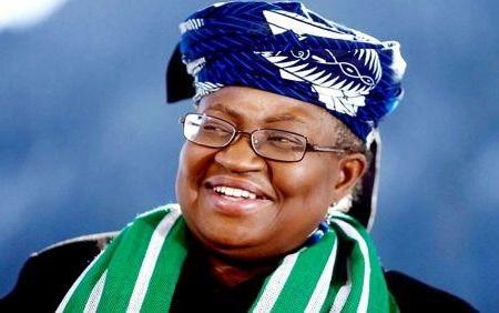 L'ancienne ministre nigériane, Ngozi Okonjo-Iweala