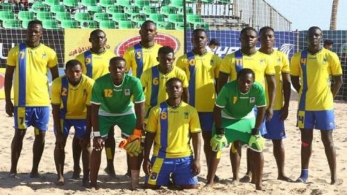 Les joueurs de l'équipe tanzanienne de football, qui ont décroché dimanche la première qualification depuis près de 40 ans de leur pays pour la phase finale de la Coupe d'Afrique des nations (CAN)