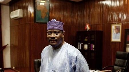 Le principal opposant nigérien Hama Amadou, rentré au Niger le 14 novembre