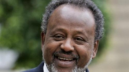 Ismaël Omar Guelleh, président de Djibouti depuis 1999. © AFP/PATRICK KOVARIK
