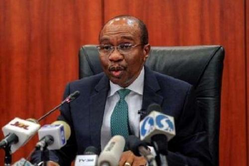 Le gouverneur de la Banque centrale nigériane, Godwin Emefiele