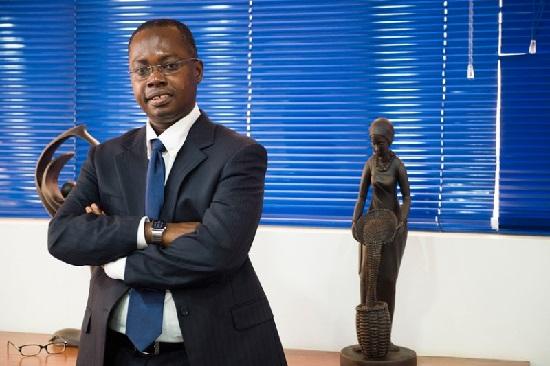 Philip Fofie Amoateng nommé Directeur général de Vodacom Lesotho