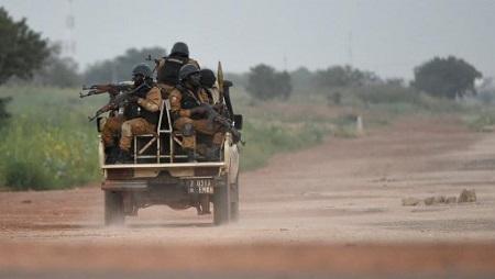 Depuis 2015, le Burkina Faso fait l'objet d'attaques récurrentes (Photo d'illustration). © AFP PHOTO / SIA KAMBOU