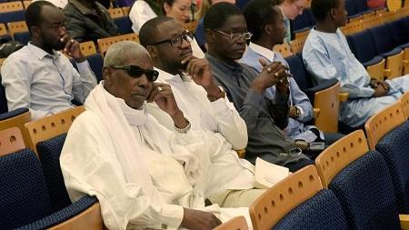 """Hissène Habré, devra rejoindre sa cellule"""", a déclaré Macky Sall"""