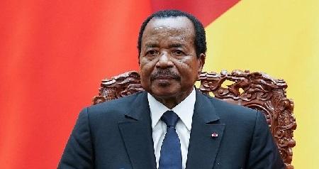 Le président camerounais Paul Biya a ordonné jeudi l'abandon des poursuites contre 333 détenus