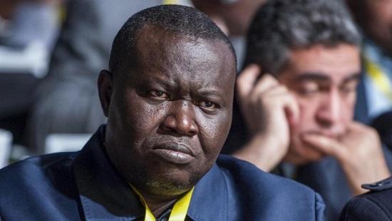Patrice-Edouard Ngaïssona, leader anti Bakala