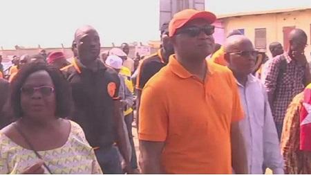Jean-Pierre Fabre, invite le président Faure Gnassingbé à ne pas briguer un quatrième mandat
