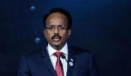 Le président de la Somalie, Mohamed Abdullahi Mohamed «Farmajo», est de plus en plus sous pression (image d'illustration). Yasuyoshi CHIBA / AFP