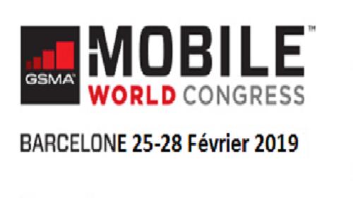 Mobile World Congress (MWC), un congrès annuel consacré aux nouvelles tendances et perspectives stratégiques du secteur de la téléphonie mobile