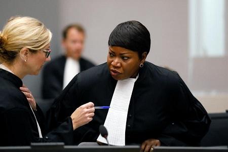 Fatou Bensouda, procureure de la Cour pénale internationale (CPI)