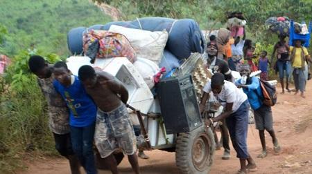 Le 23 août dernier, un accord tripartite sur le retour volontaire avait été conclu entre le HCR, la RDC et l'Angola. GETTY IMAGES