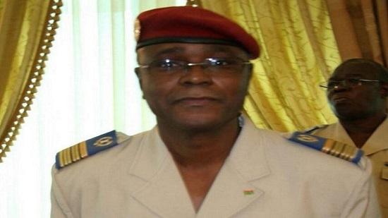 Le chef d'état-major général des armées du Burkina Faso, Oumarou Sadou