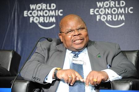 Benjamin Mkapa William, ancien président de la Tanzanie